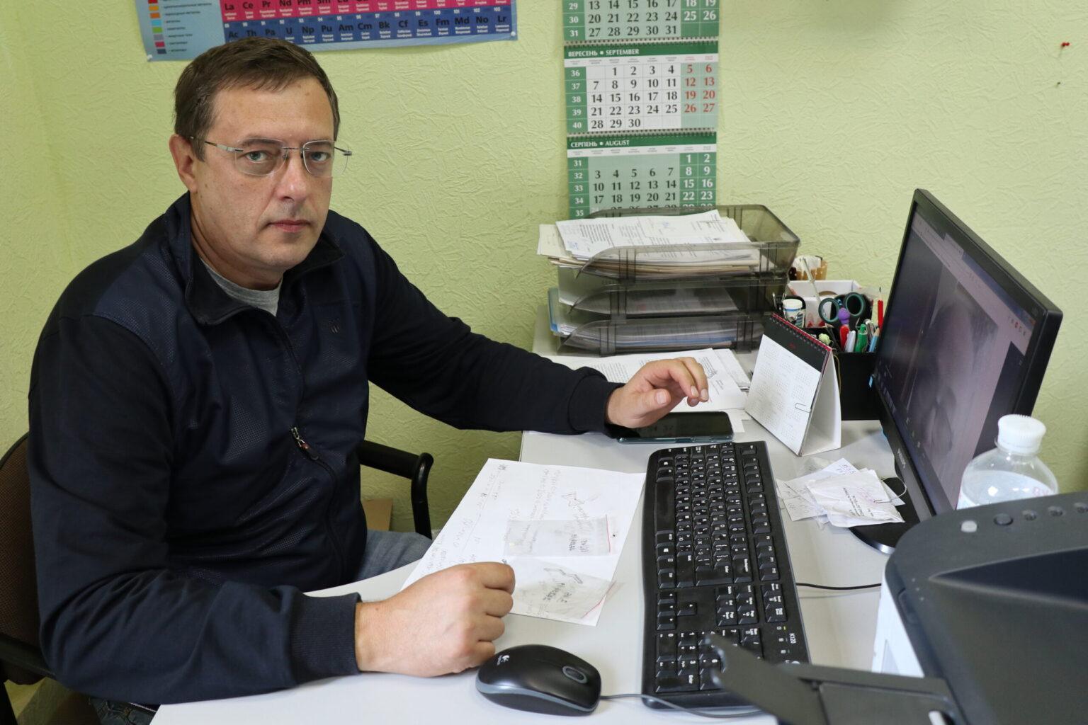 Експерт Київського НДІСЕ