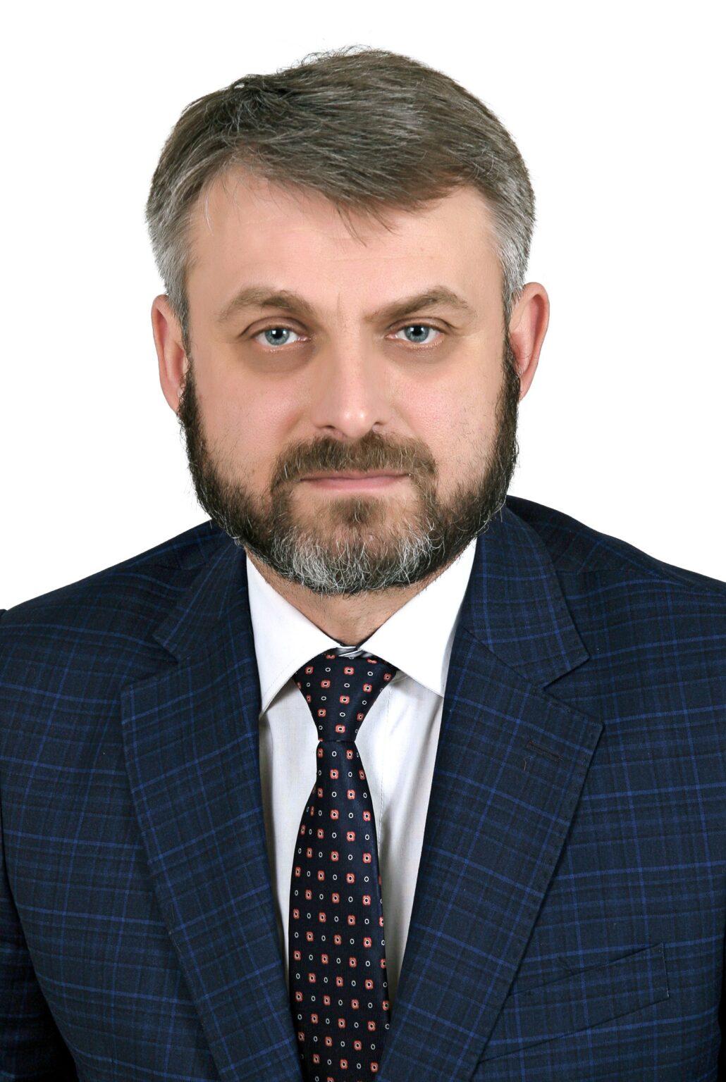 Лагода Костянтин Анатолійович, завідувач Кропивницького відділення КНДІСЕ