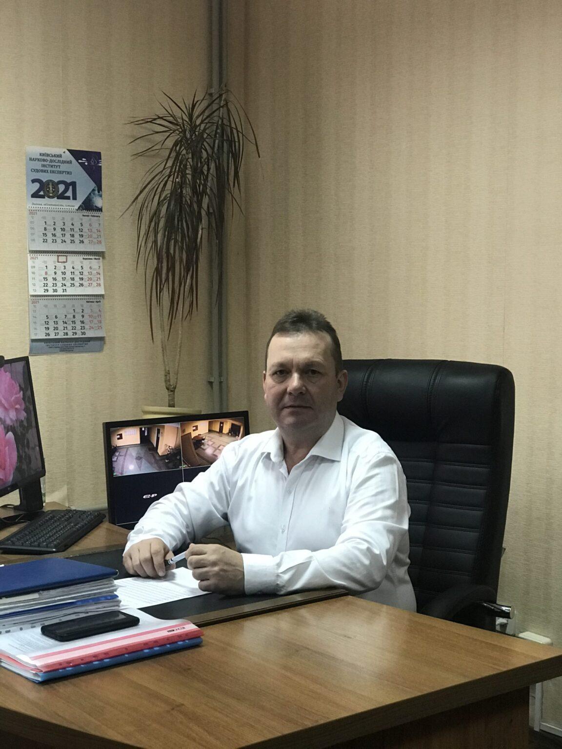 Завідувач відділенням:Поплавський Анатолій Петрович, завідувач Хмельницького відділення КНДІСЕ