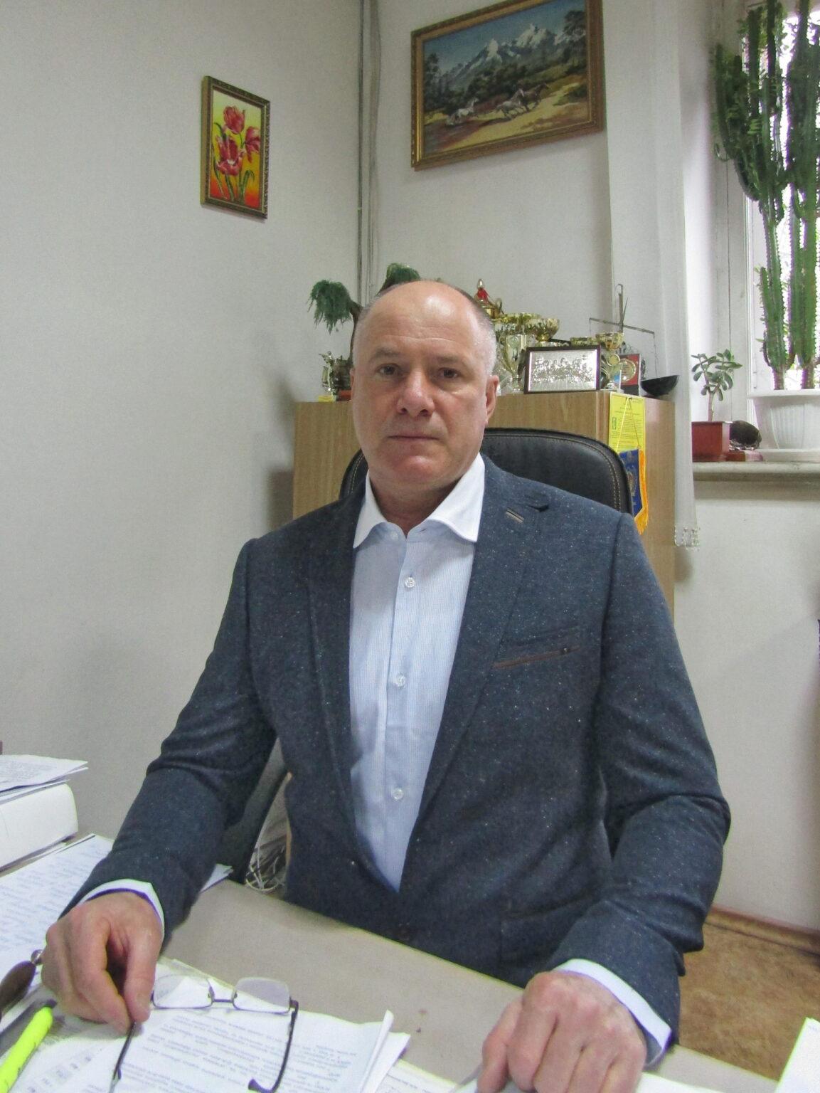 Завідувач відділенням:Криловський В'ячеслав Станіславович, завідувач Вінницького відділення КНДІСЕ