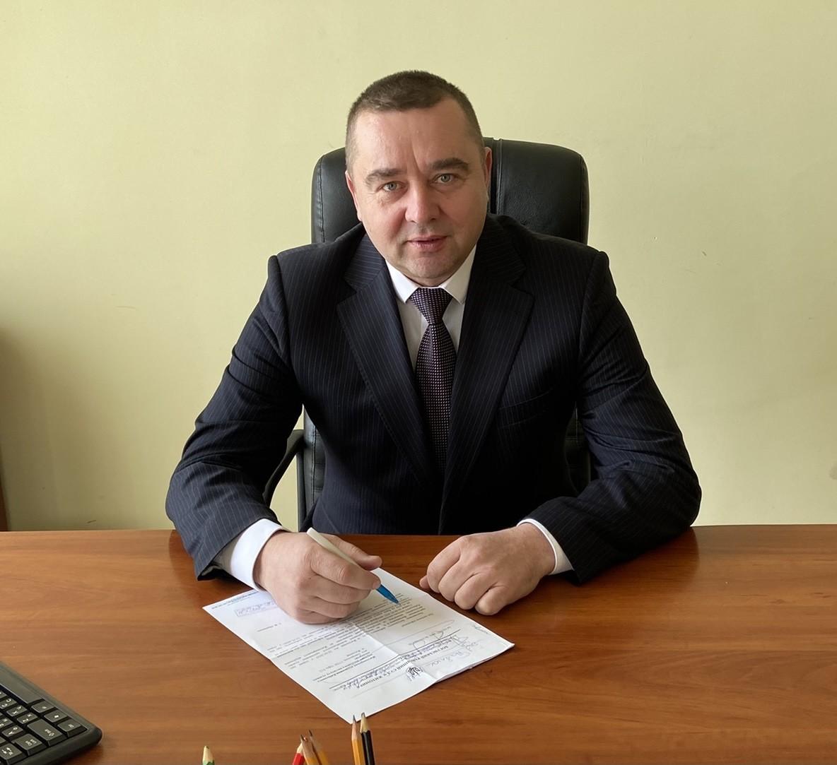 Умінський Олег Феліксович, завідувач Житомирського відділення КНДІСЕ