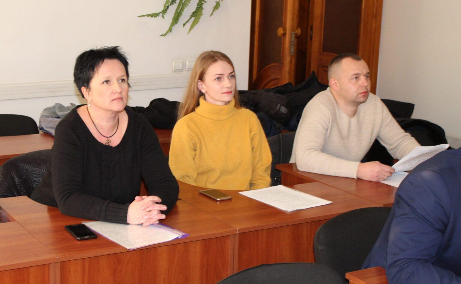 Експерти Кропивницького відділення КНДІСЕ