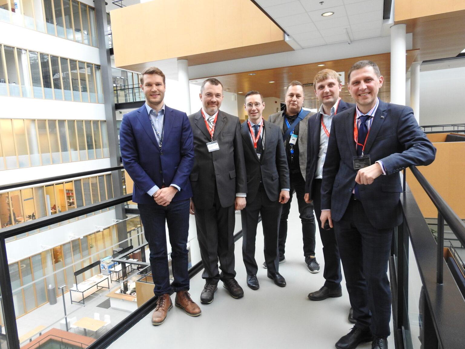 З робочим візитом експерти Київського НДІСЕ відвідали Національне бюро розслідувань Республіки Фінляндія