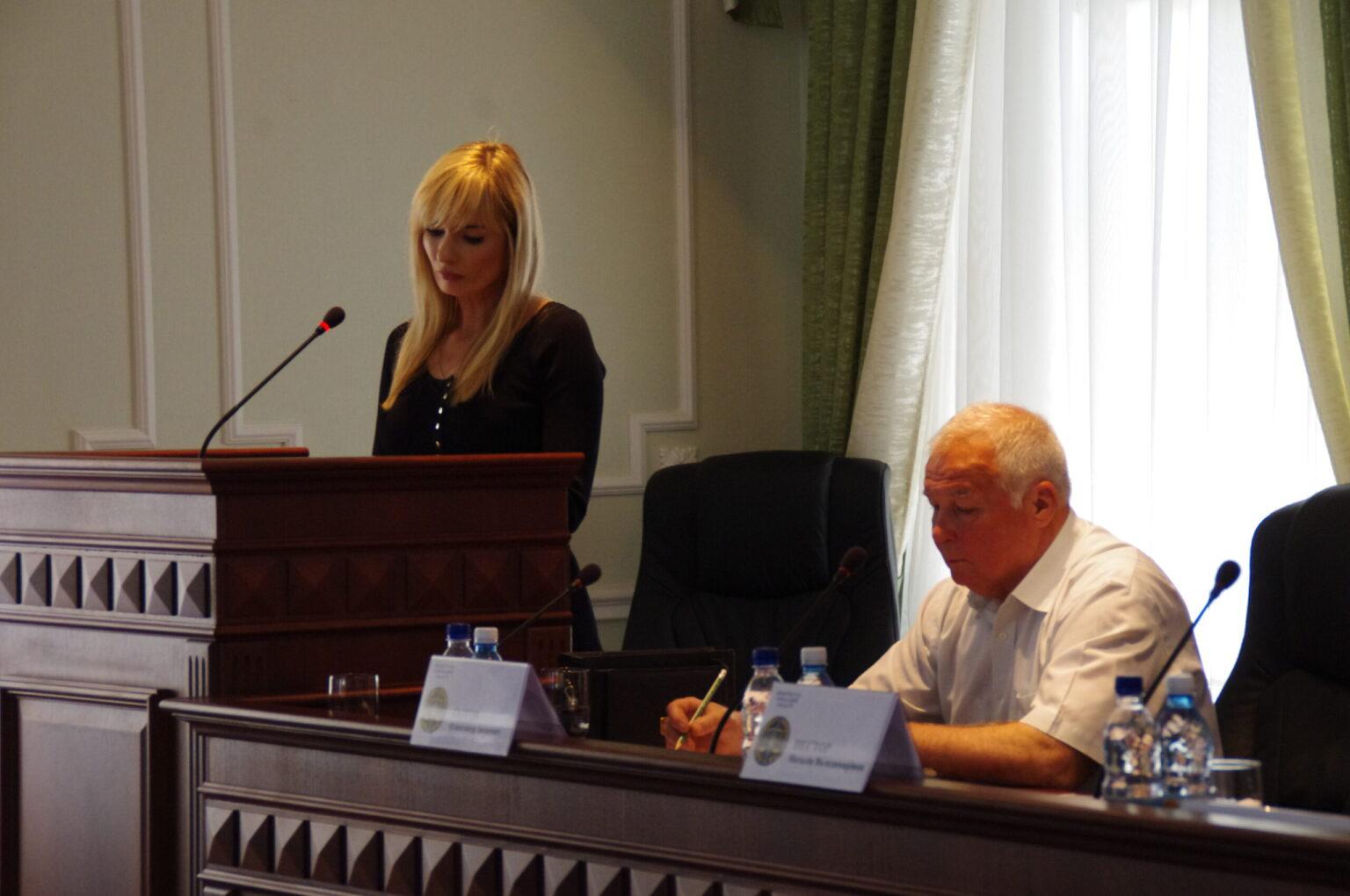 Заступник директора Київського науково-дослідного інституту судових експертиз Наталія Нестор