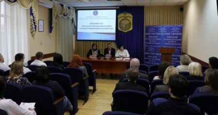 У Київському НДІСЕ експерти обговорили актуальні питання проведення судової почеркознавчої експертизи