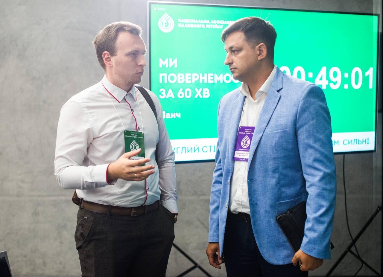 Олексій Командиров КНДІСЕ