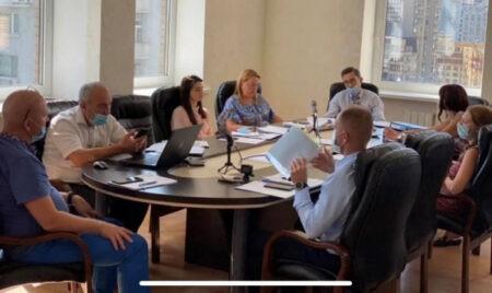Фахівці Київського НДІСЕ взяли участь у засіданні дисциплінарної палати Центральної експертно-кваліфікаційної комісії при Міністерстві юстиції України