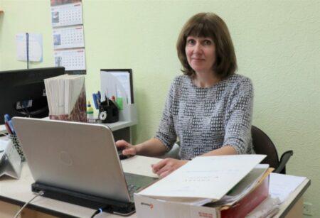 старший судовий експерт КНДІСЕ Лариса Олійник