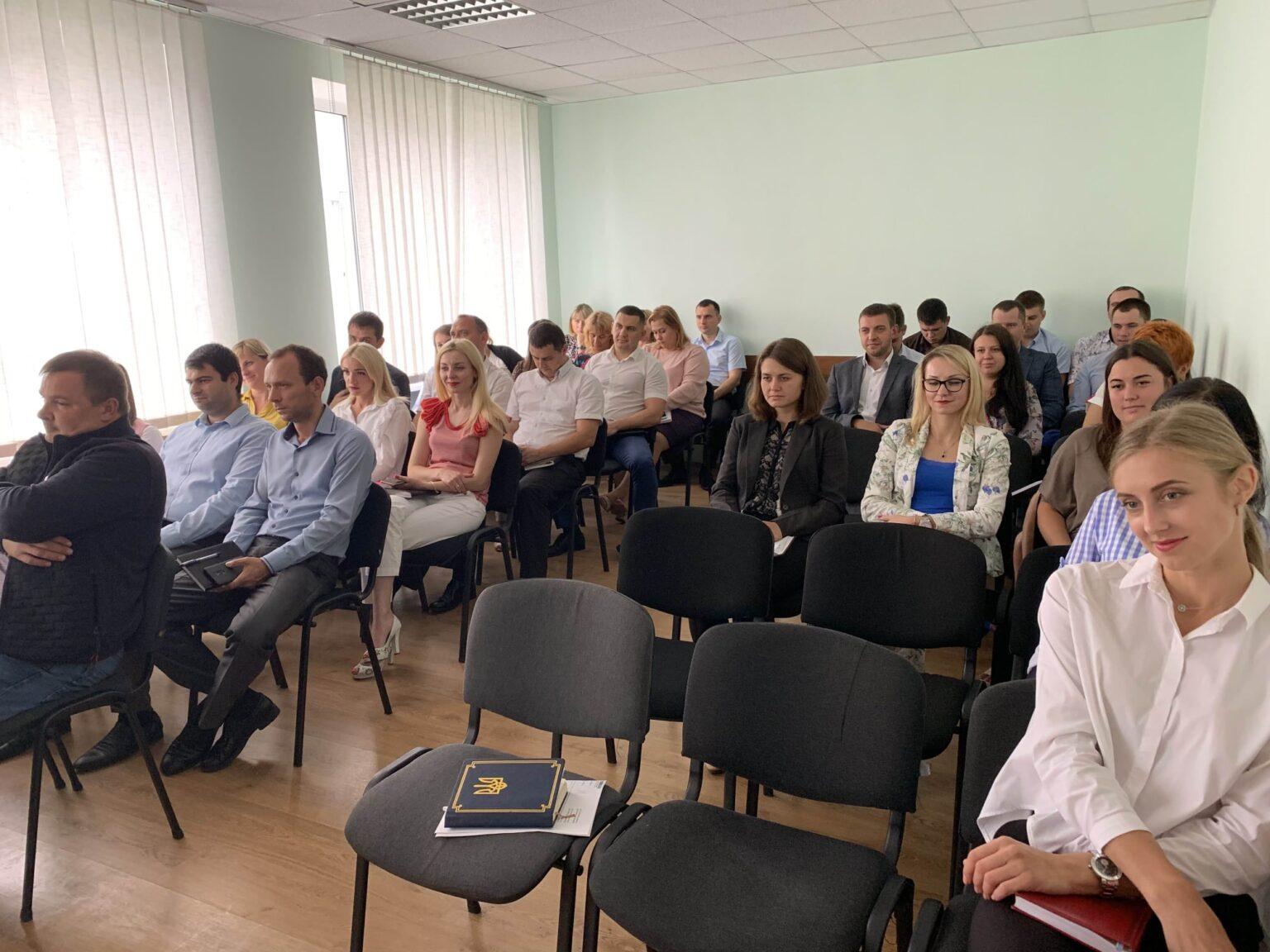 Фахівці Черкаського відділення Київського НДІСЕ