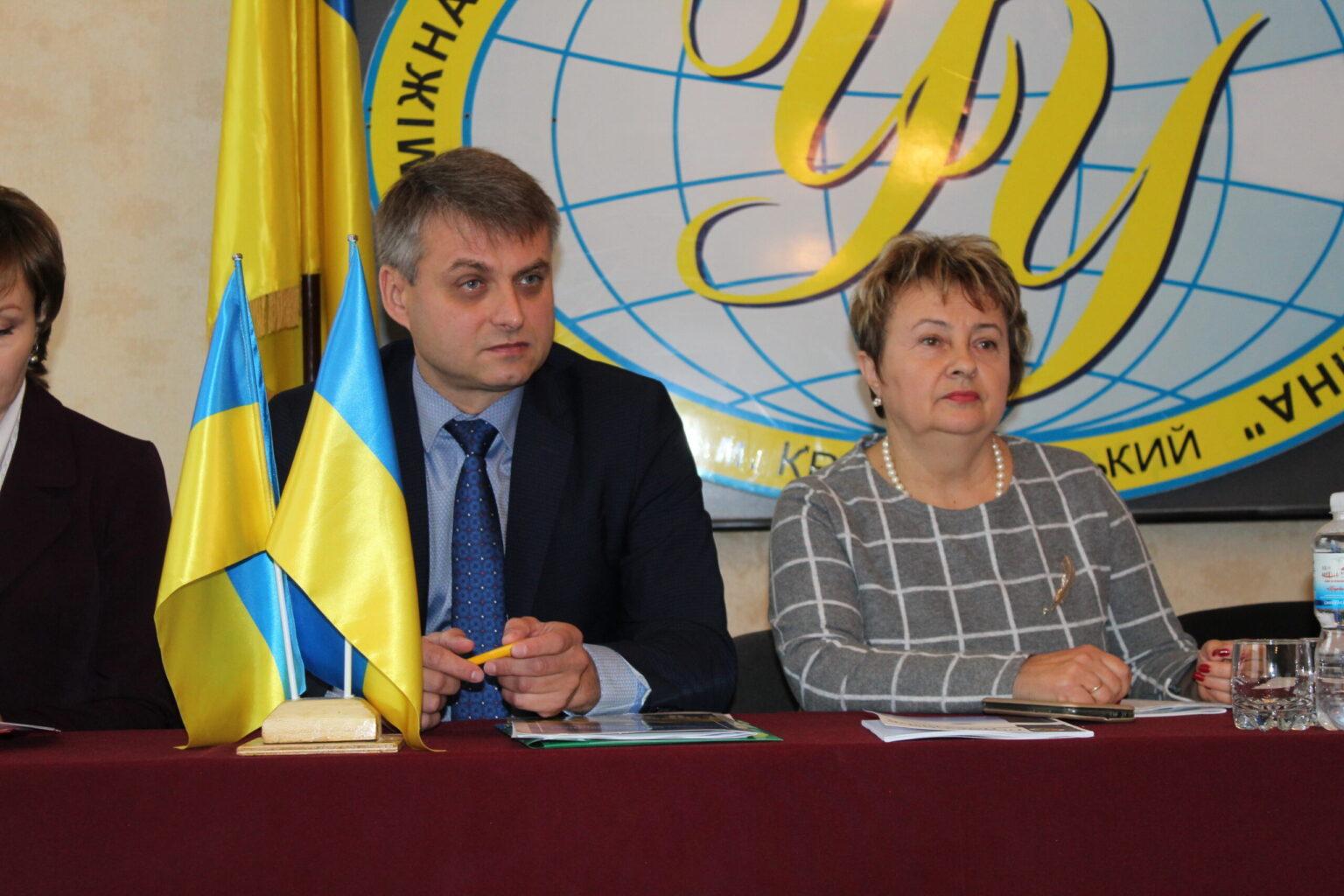 Костянтин Лагода - керівник Кропивницького відділення КНДІСЕ