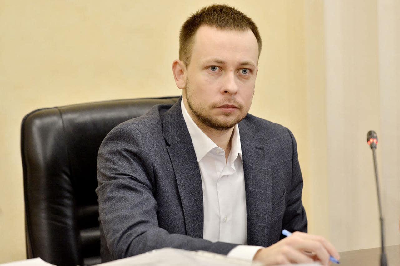 Андрій Гайченко Мінюст