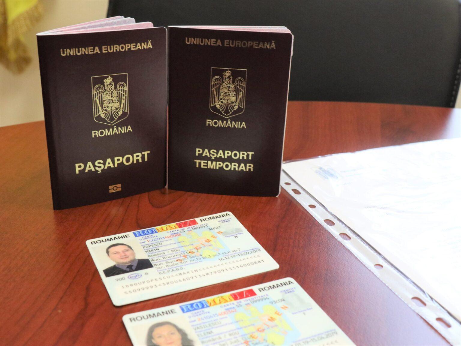 експерти Київського НДІСЕ отримали зразки румунських ідентифікаційних документів