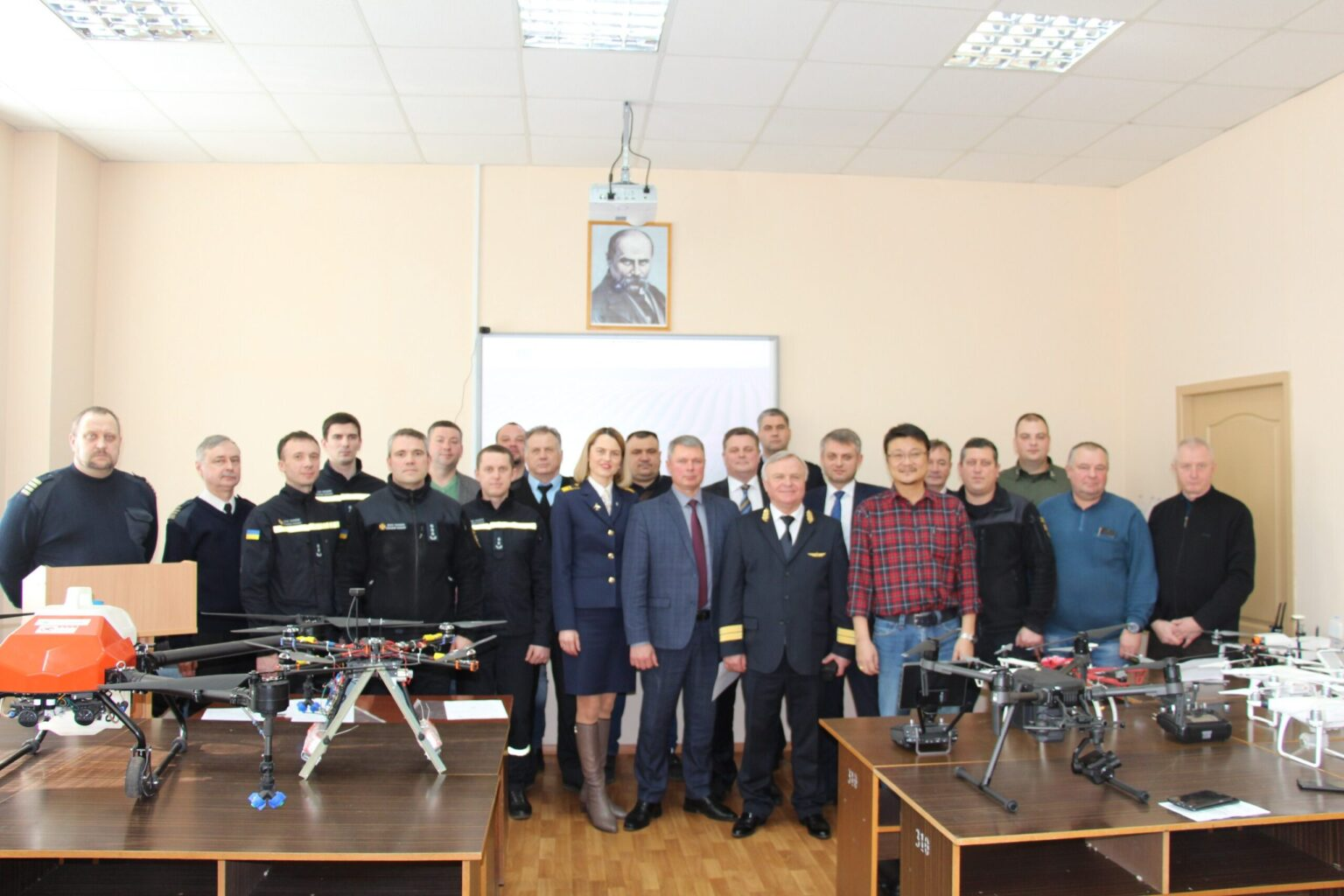 представники Кропивницького відділення КНДІСЕ