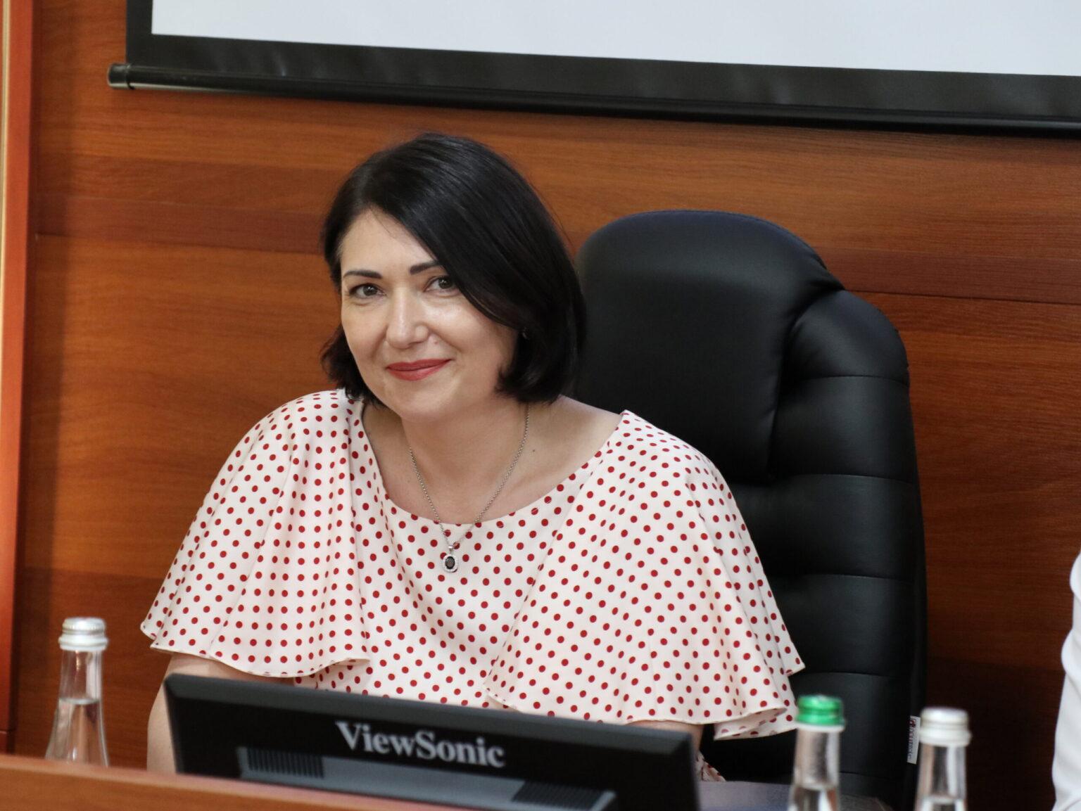 директор Департаменту експертного забезпечення правосуддя Міністерства юстиції України Наталія Ткаченко