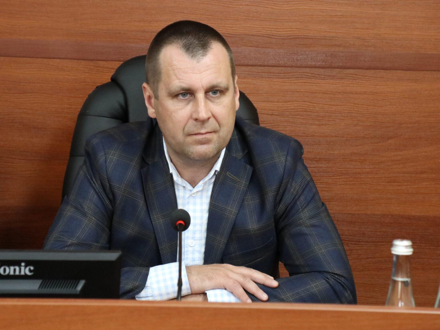 заступник начальника Головного слідчого управління Національної поліції України Євген Колесник