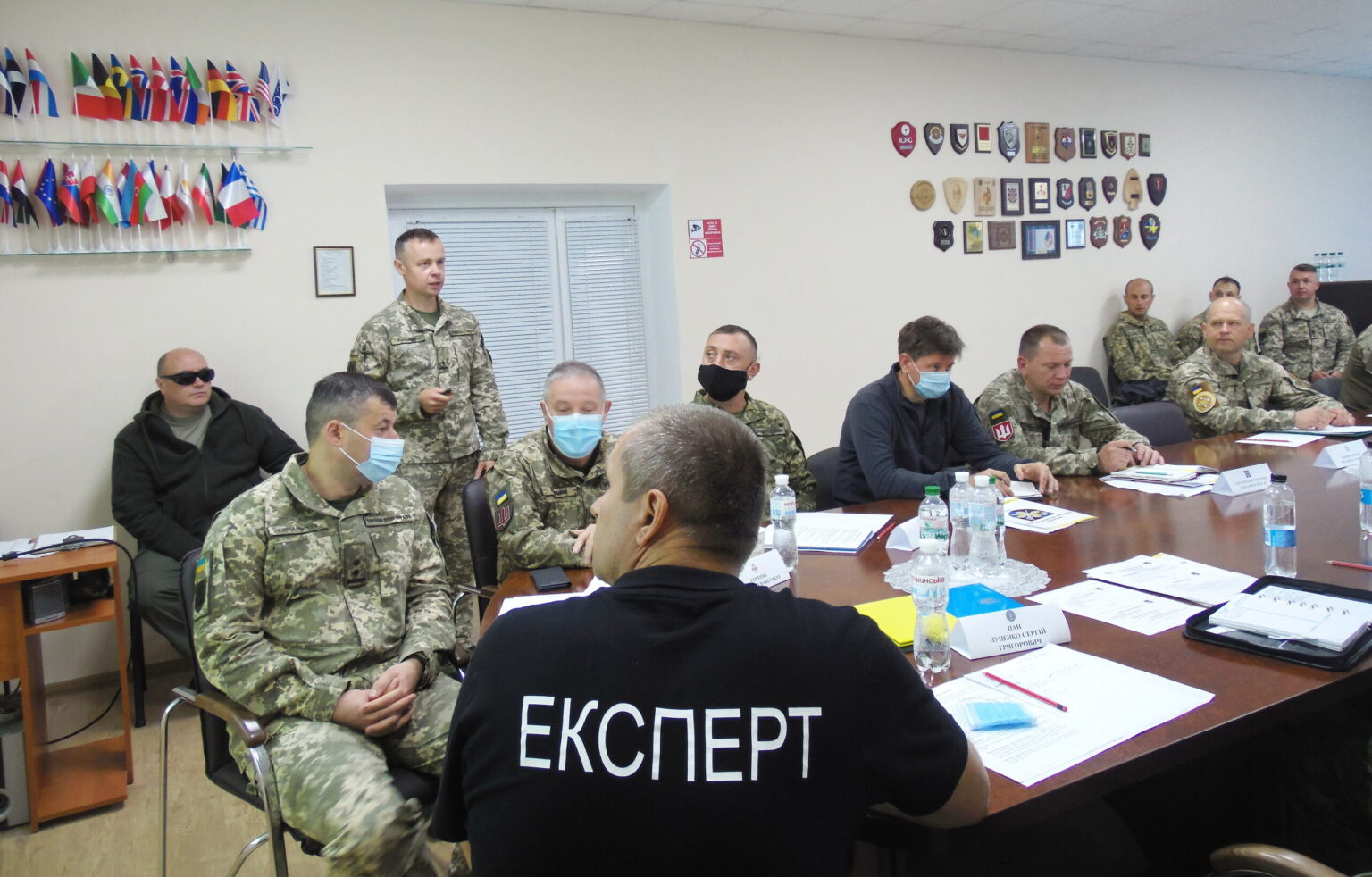 Експерти КНДІСЕ взяли участь у засіданні спільної робочої групи України та Канади з питань інженерного забезпечення та протидії загрозам від вибухонебезпечних пристроїв