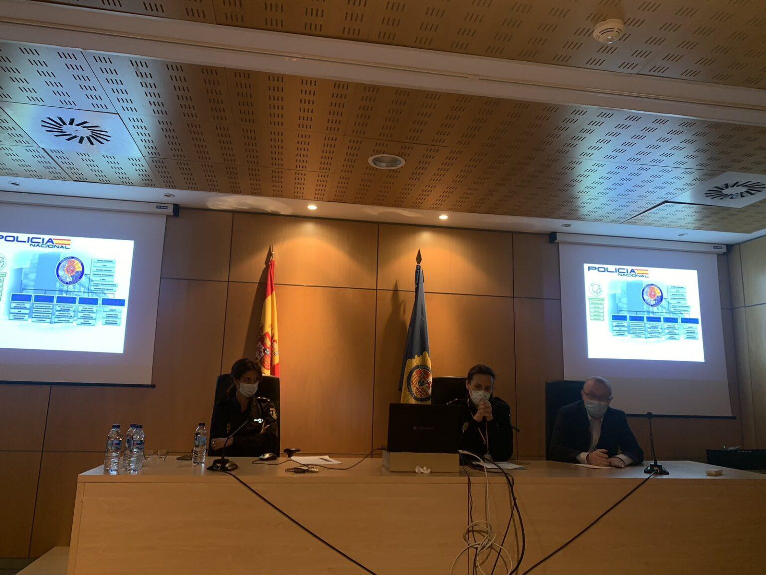 представники Київського науково-дослідного інституту судових експертиз Міністерства юстиції України на чолі з директором Олександром Рувіним