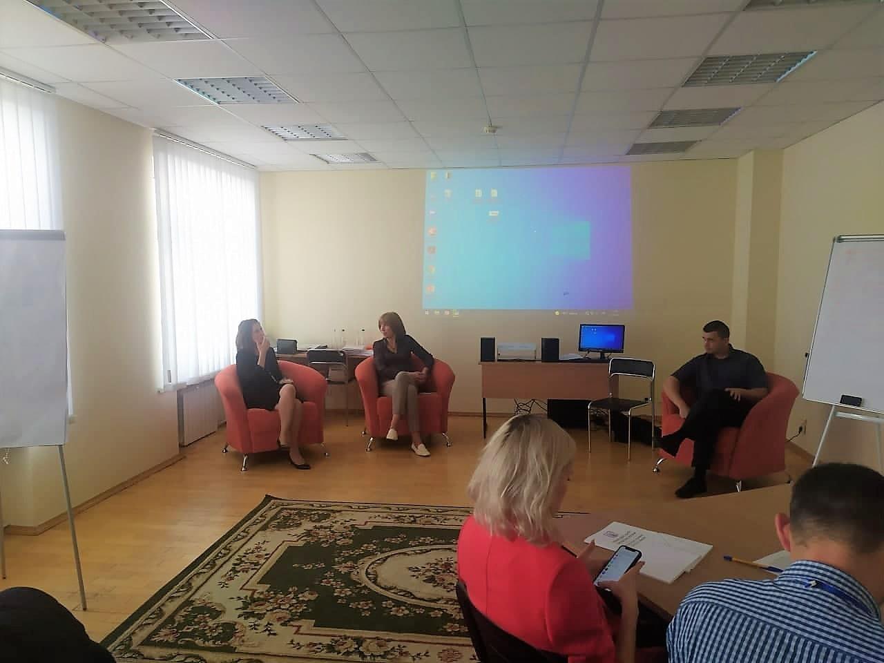 Експерт КНДІСЕ Лариса Олійник провела тренінг для прокурорів