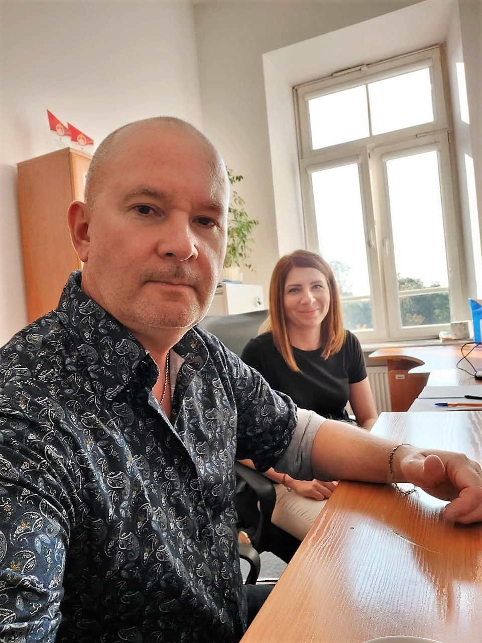 Завідувач відділу психологічних досліджень КНДІСЕ взяв участь у програмі обміну CEPOL