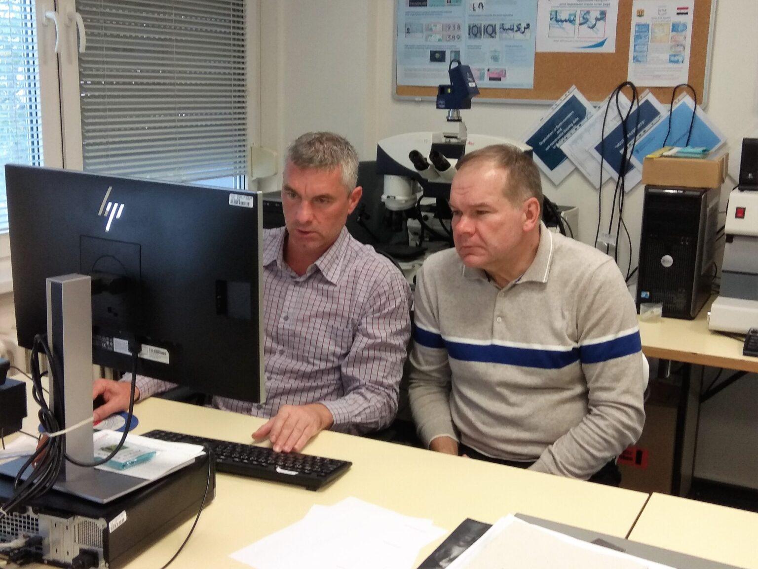 Судовий експерт КНДІСЕ Сергій Науменко відвідав Словаччину за програмою обміну CEPOL