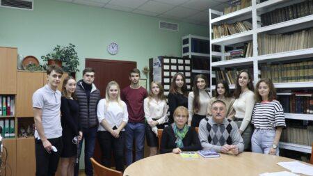 КНДІСЕ відвідали студенти Інституту права КНУ ім. Т. Шевченка