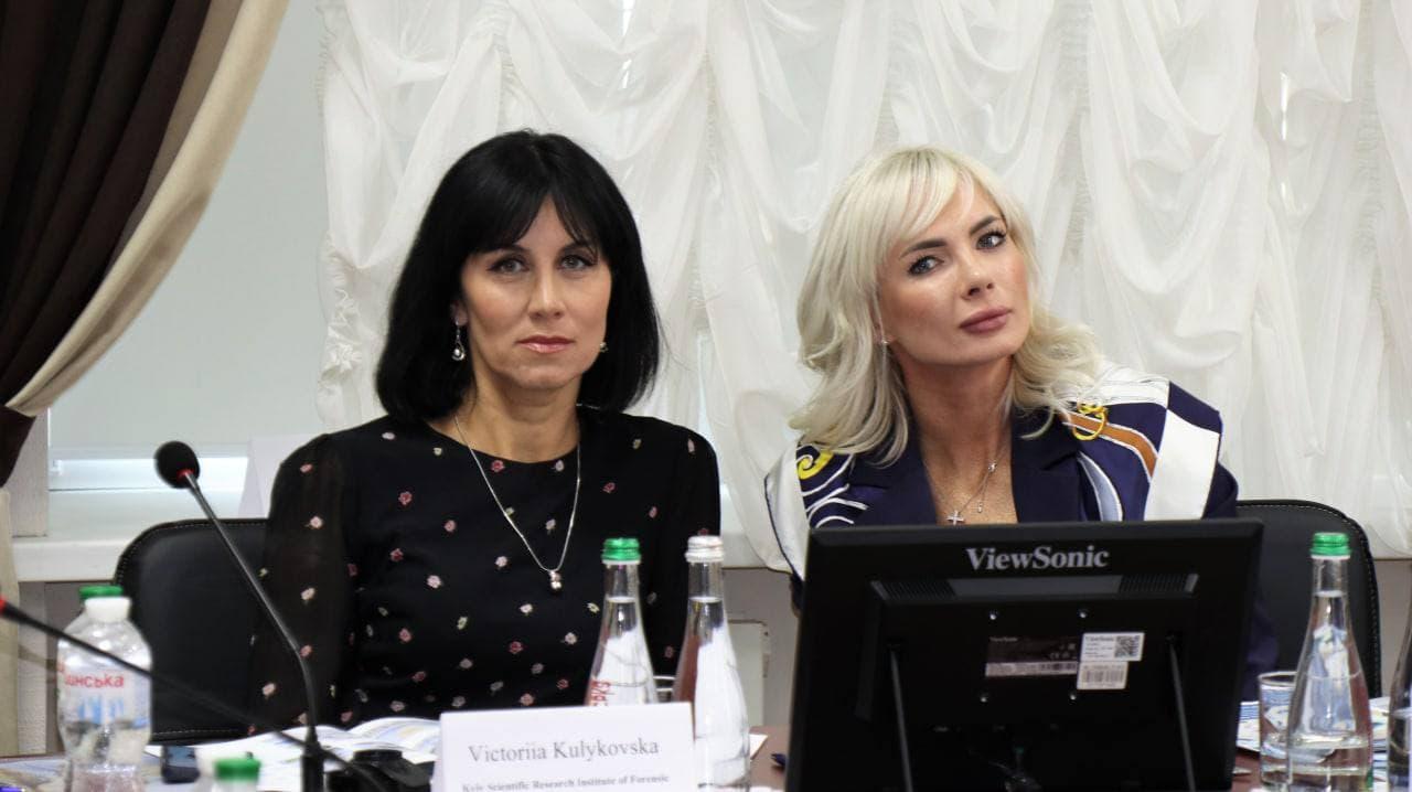 Наталія Нестор Київський НДІСЕ