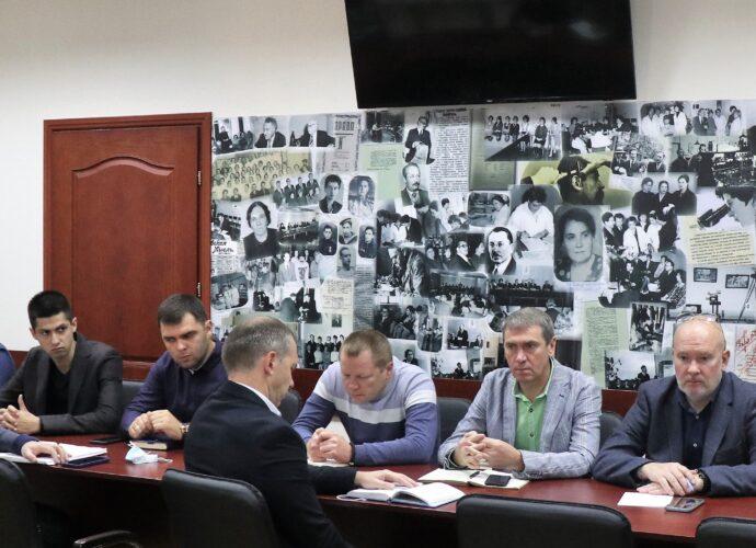 У КНДІСЕ відбулась робоча зустріч з представниками Солом'янської окружної прокуратури та Солом`янського управління поліції ГУ НП в м. Києві