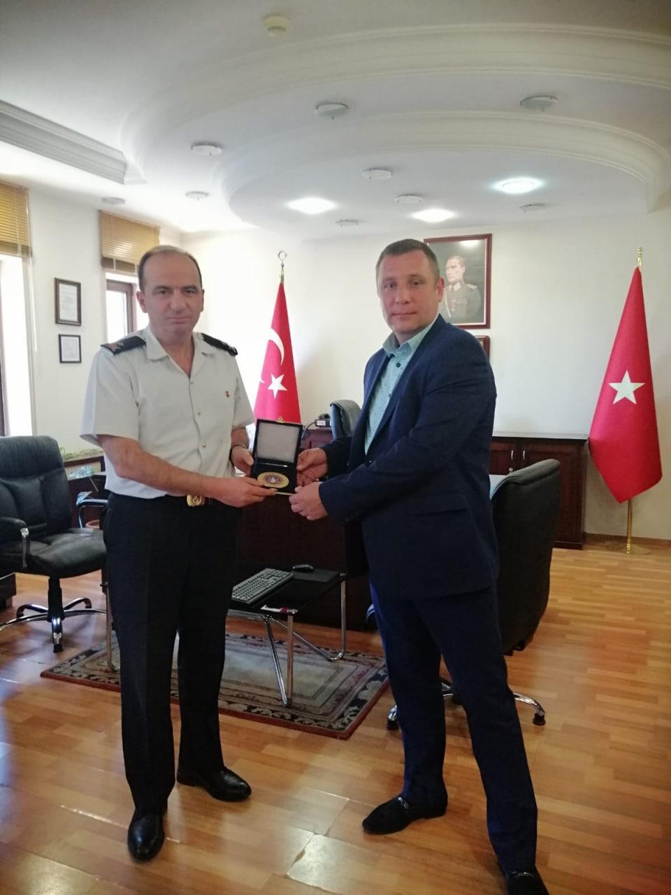 Експерт КНДІСЕ Ігор Красюк відвідав Туреччину за програмою обміну CEPOL