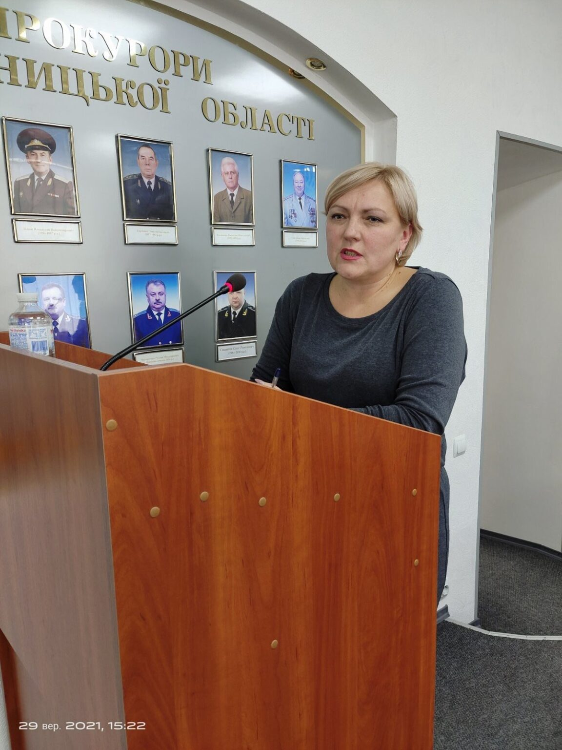 Експерти Хмельницького відділення КНДІСЕ взяли участь у семінарі для прокурорів Хмельницької обласної прокуратури